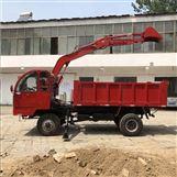 工程用自卸反斗隨車挖可定制