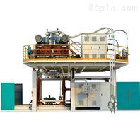 岩康防撞桶交通设施塑料中空吹塑机设备厂家