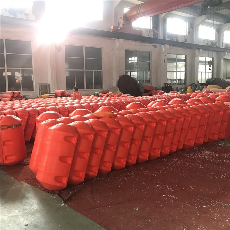 挂栅拦污浮排水电站拦垃圾浮筒产商