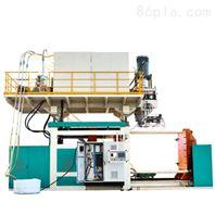 岩康大型全自动三层多层塑料中空吹塑机设备