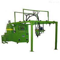 聚氨酯低压发泡机新型包装,发泡包装机械