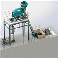 连续式bb肥设备 掺混肥生产线加工设备