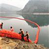 FT60*100巴江口水电厂拦漂设备河道拦垃圾浮筒
