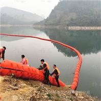 巴江口水电厂拦漂设备河道拦垃圾浮筒