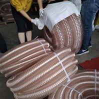 pu钢丝软管
