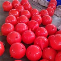 拦污警示浮球滚塑加工浮球