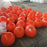 塑料浮球串联警示浮球水上浮球