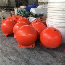 FQ-400华享塑料浮球景区警示浮球