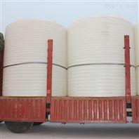 耐酸碱PE平底水箱