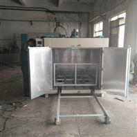 台车式油桶预热干燥箱 200℃油桶防冻烘箱