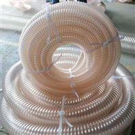 橡塑聚氨酯pu钢丝软管浩源厂家直销