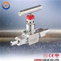 进口焊接针型阀德国洛克型号齐全安全可靠