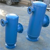 湘潭反冲洗除污器 ZPG-I-400卧式直通过滤器