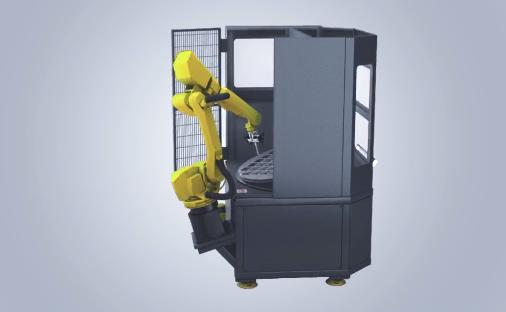 针对多品种小批量的机加工柔性生产解决方案