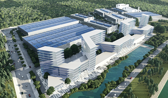 伊之密智慧工厂项目启动建设,打造高端智能装备产业集群