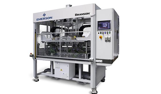 多点焊接精密塑料部件,艾默生发布新热熔接技术